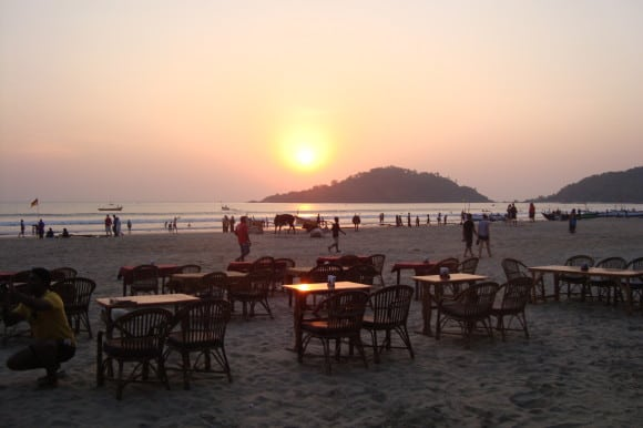 Cocktails & Dreams, Palolem (Places to visit in Goa)