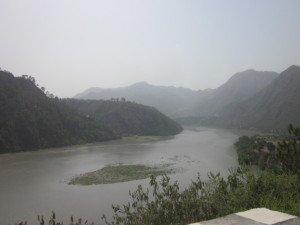 Chamera Reservoir