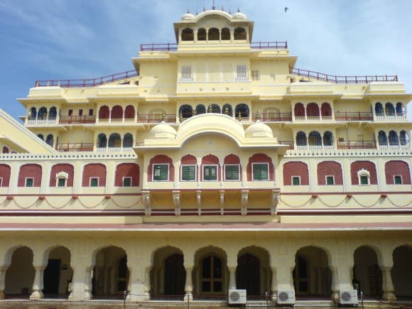City Palace Places to visit in Jaipur - Jaipur itinerary