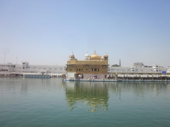The Majestic Amritsar Golden Temple