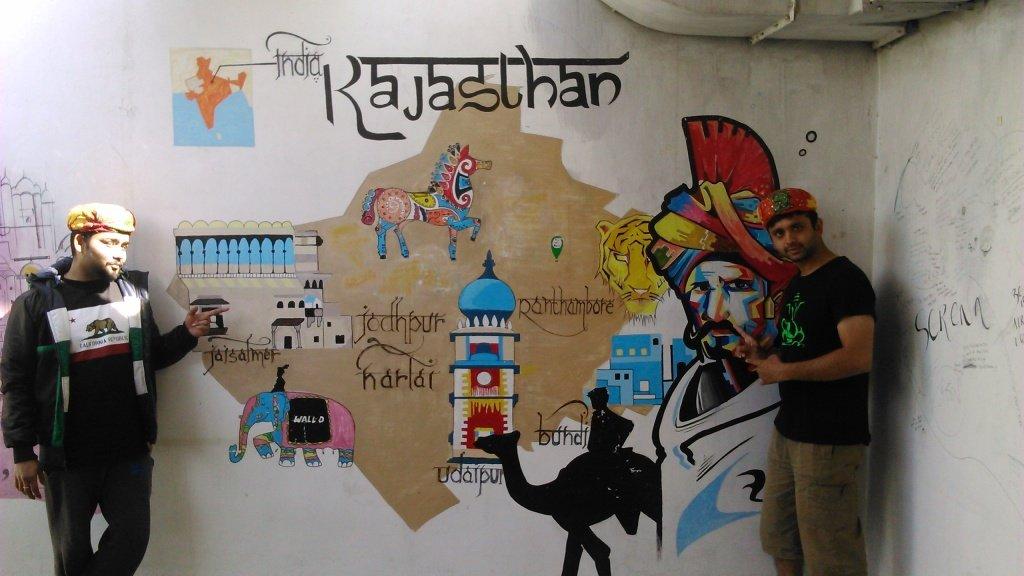 Zostel Jaipur Travelmax