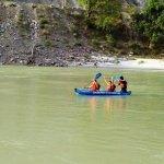Kayaking in Rishikesh, River rafting in Rishikesh