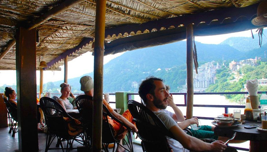 Little Buddha Cafe, Rishikesh Itinerary