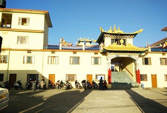 Nyingma Monastery Bir