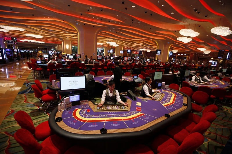 US Casinos Macau Headache