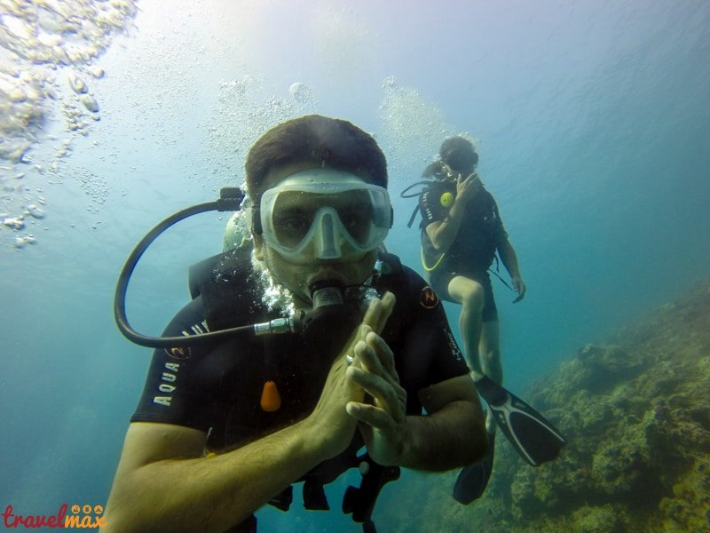 Scuba Diving in Gili Islands