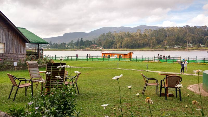 Nuwara Ellya Lake