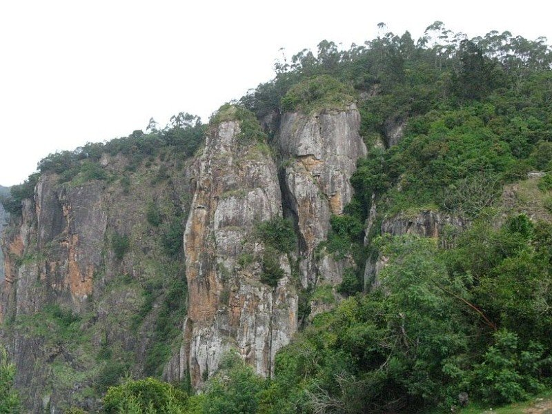 pillar-rocks