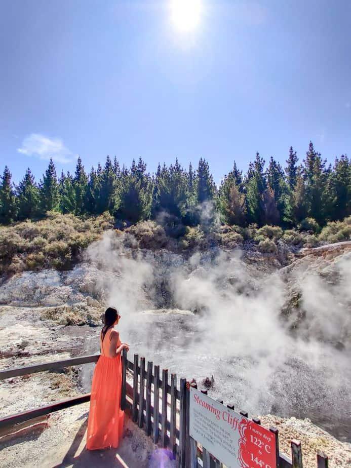 Sulphur Springs, Hell's Gate Rotorua