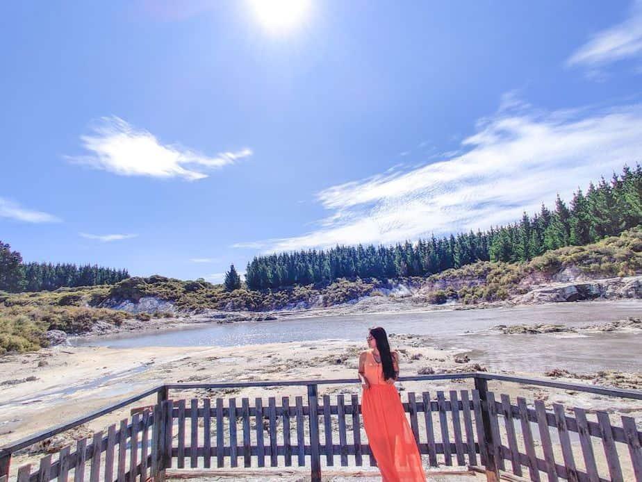 Hell's Gate Rotorua