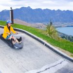 Queenstown Luge Ride